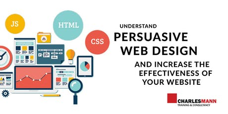 Persuasive Website Development and Design Strategy Training Course in Selangor - HRDF Approved tickets