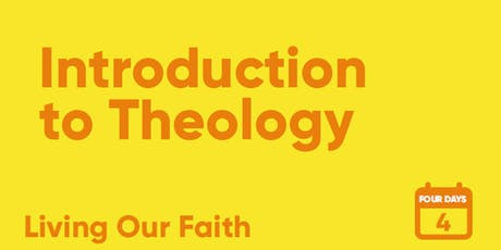 LOF: Introduction to Theology tickets