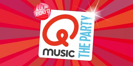 Qmusic the Party - 4uur FOUT! in Steenwijk (Overijssel) 23-11-2019 tickets