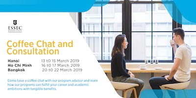 ESSEC Global BBA Coffee Chat March 2019 - Bangkok