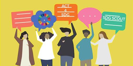 SDG Session: Warum eigentlich immer ich?!