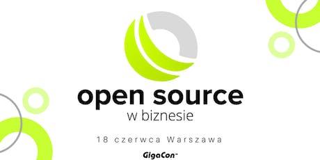 Open Source w biznesie - Warszawa tickets