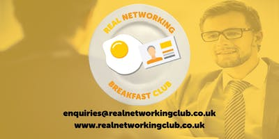 Real Networking Breakfast Club - LEEDS