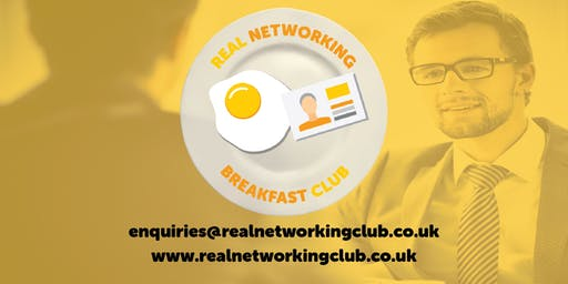 Real Networking Breakfast Club