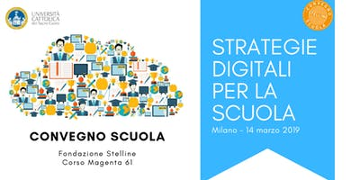 Strategie digitali per la scuola - WORKSHOP
