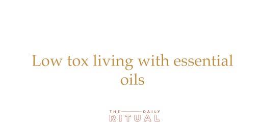 Make & Take Essential Oils Class
