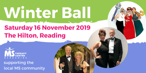 Berkshire MS Therapy Centre Winter Ball 2019