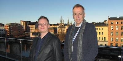LUNCHKLUBBEN - Framtidens drönartrafik i Norrköping och Linköping