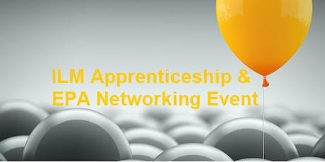 ILM Regional Network - Apprenticeship Standards and EPA - Bishop Auckland tickets