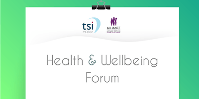 Health and Wellbeing Forum Meeting