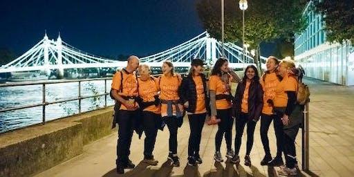 Maggie's Culture Crawl London 2019 Volunteer Form