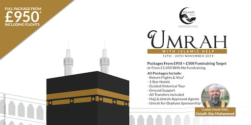 Umrah With Islamic Help