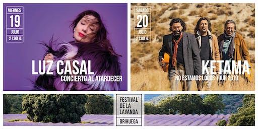 Luz Casal - Festival de la Lavanda 2019