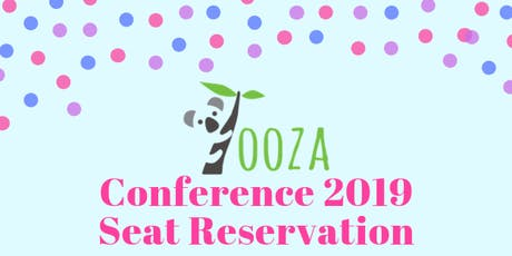 Tooza 2019 Conference tickets