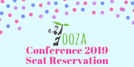 Tooza 2019 Conference