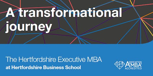 Hertfordshire MBA Student and Alumni Reconnection Event