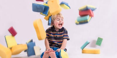 Early Years Sponge Play Day