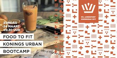 Konings Urban Bootcamp