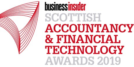 Business Insider Scottish Accountancy & Financial Technology Awards 2019 tickets