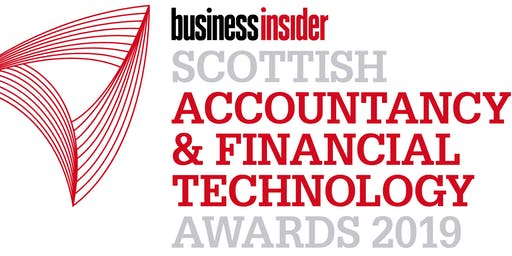 Business Insider Scottish Accountancy & Financial Technology Awards 2019