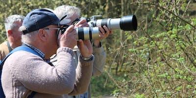 Wildlife videography with Simon Watts