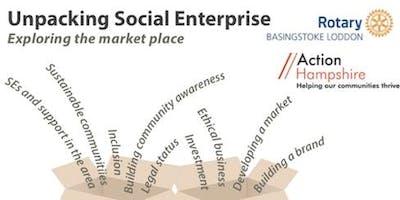 Unpacking Social Enterprise