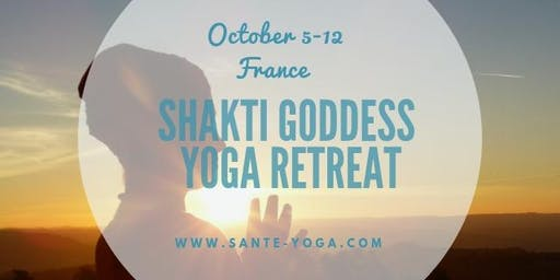 8 Days Shakti Goddess Yoga Retreat in Sussac, France