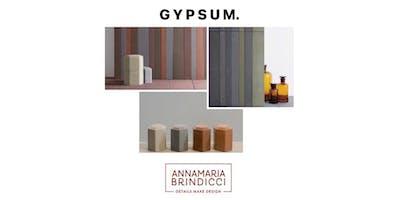 Architettura,Edilizia & Design : GYPSUM nel progetto