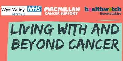 Living with and beyond cancer focus group