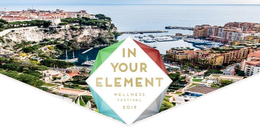 IN YOUR ELEMENT FESTIVAL MONTE-CARLO