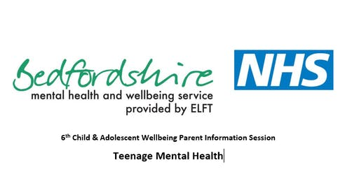 Child & Adolescent Wellbeing Parent Info Session – Teenage mental health
