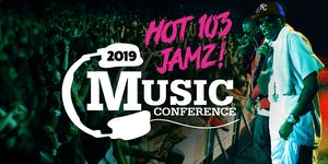 2019 Hot 103 Jamz Music Conference Weekend