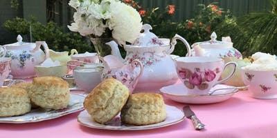 Afternoon Tea at Millers Bakehouse