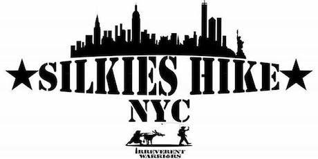 Irreverent Warriors Silkies Hike - New York City tickets