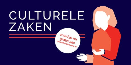 Culturele Zaken - Pitch Battle 2019 tickets