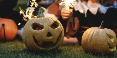 Humble Bee's Pumpkin Patch & Halloween Trail