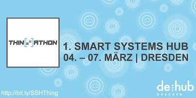 1. Thin[g k]athon des Smart Systems Hubs