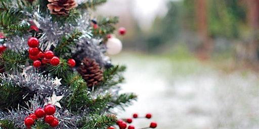 Natural Christmas at Kingsbury Water Park.