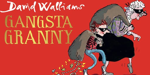 OPEN AIR THEATRE 2019                Gangsta Granny by David Walliams