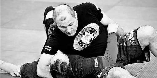 "Gokor Chivichyan "" The Armenian Assassin"" Gi & No Gi seminar"