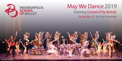ISB's May We Dance, feat. Carnival of the Animals (5:00 pm)
