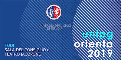 Unipg orienta 2019 - L'Ateneo incontra le future matricole - Todi