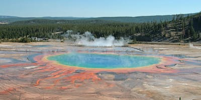 Yellowstone in Colour