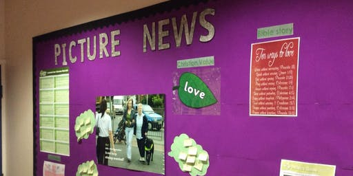 Using the news to inspire young minds in Waltham!
