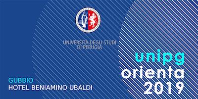 Unipg orienta 2019 - L'Ateneo incontra le future matricole - Gubbio