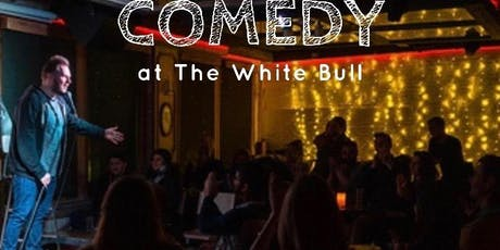 Hideout Comedy @ The White Bull (Friday, 7.30PM)  tickets