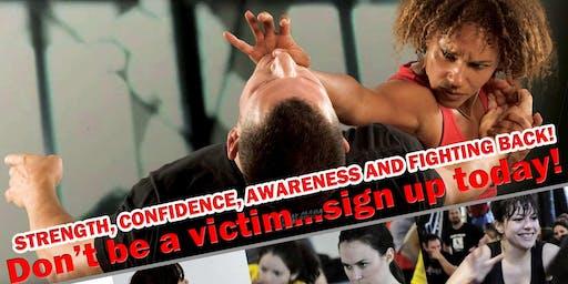 Fight Back! Self Defense for Women