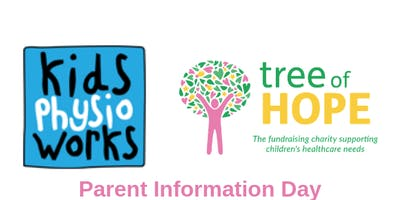 Parent Information Day with Tree of Hope and Kids Physio Works