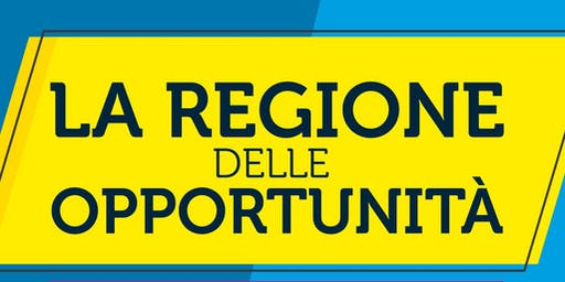 La Regione delle opportunità - Roma Casilina