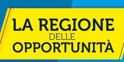 La Regione delle opportunità - Colleferro